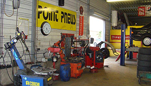 Garage pneus m canique perpignan point pneus guerido for Garage pose pneu